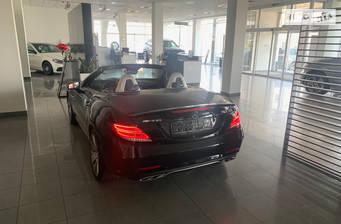 Mercedes-Benz SLC-Class 2018