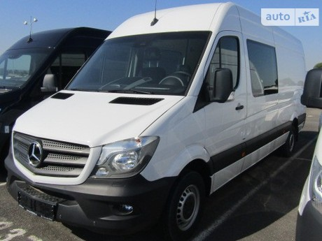 Mercedes-Benz Sprinter груз. 2018