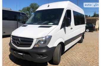 Mercedes-Benz Sprinter пасс. 316 CDI MT (163 л.с.) Standart 2018
