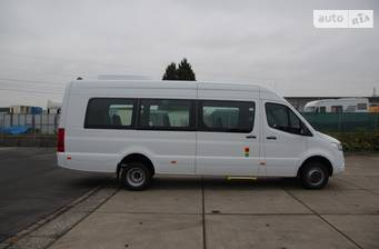 Mercedes-Benz Sprinter пасс. 2.2 CDi MT (163 л.с.) 2WD 2020