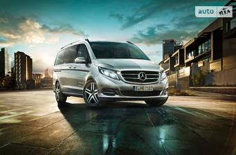 Mercedes-Benz V-Class V 250d AT (190 л.с.) Long 2018