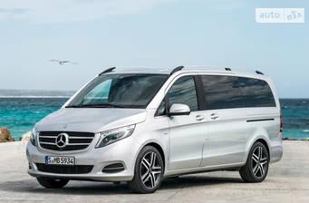 Mercedes-Benz V-Class V 250d AT (190 л.с.) Long 2017