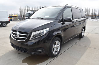 Mercedes-Benz V-Class V 250d AT (190 л.с.) 4Matic 2018