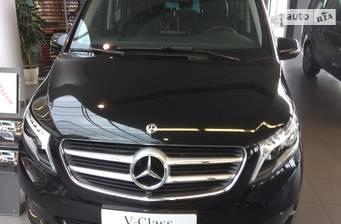 Mercedes-Benz V-Class V 220d AT (163 л.с.) Long 2018