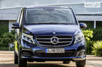Mercedes-Benz V-Class V 250d AT (163 л.с.) Long 2018