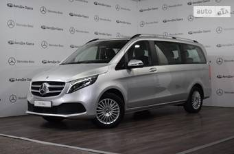 Mercedes-Benz V-Class V 220d AT (163 л.с.) Long 4Matic 2019