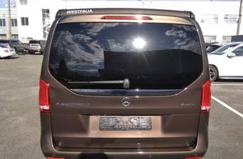 Mercedes-Benz V-Class 2018 base