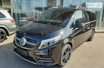 Mercedes-Benz V-Class 300d AT (240 л.с.) 4Matic 2020