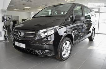 Mercedes-Benz Vito пасс. Tourer 116 CDI AT (163 л.с.) 4Matic Base Long 2019