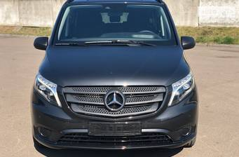 Mercedes-Benz Vito пасс. 2020 Individual