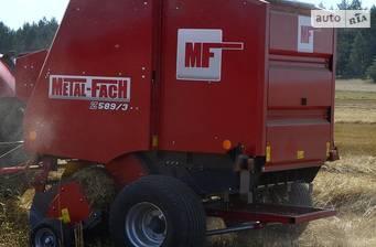 Metal-Fach Z 589/3 2018