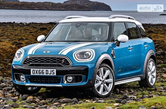 MINI Countryman Cooper S 2.0 AT (192 л.с.)  2017