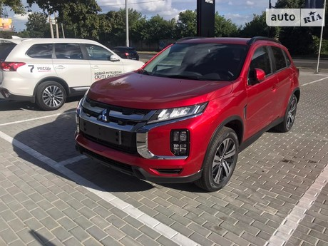Mitsubishi ASX 2020