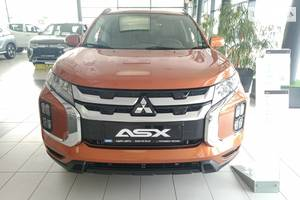 Mitsubishi ASX 2.0 CVT (150 л.с.) 4WD Instyle 2020