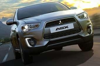 Mitsubishi ASX 1.6 MT (117 л.с.) Invite 2018