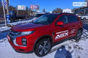 Mitsubishi ASX 2.0 CVT (150 л.с.) 4WD Instyle 2019