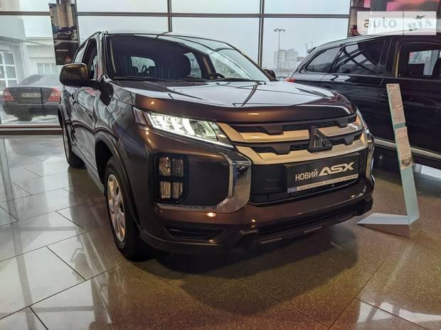 Mitsubishi ASX Individual