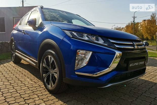 Mitsubishi Eclipse Cross Intense