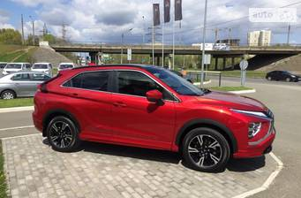 Mitsubishi Eclipse Cross 2021 Ultimate