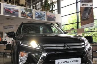 Mitsubishi Eclipse Cross 1.5T CVT (150 л.с.) 2018