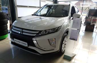 Mitsubishi Eclipse Cross Invite 2019