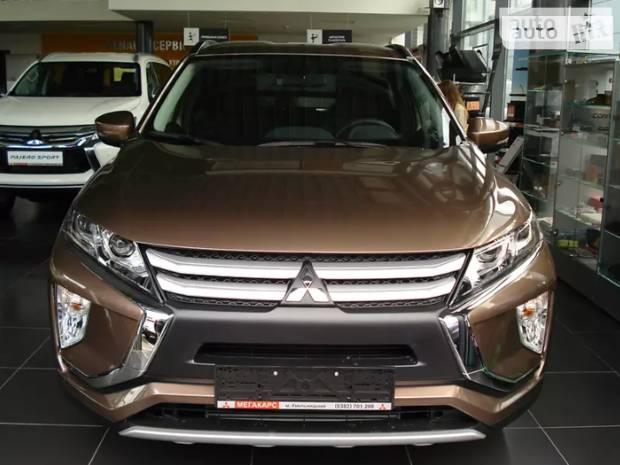 Mitsubishi Eclipse Cross Invite