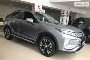 Mitsubishi Eclipse Cross 1.5T CVT (150 л.с.) 4WD Ultimate 2019