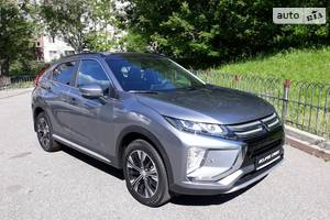 Mitsubishi Eclipse Cross 1.5T CVT (150 л.с.) 4WD Ultimate 2020