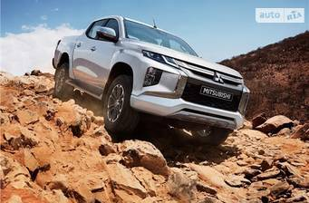 Mitsubishi L 200 New 2.4 DI-D AT (154 л.с.) 4WD 2020