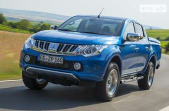 Mitsubishi L 200 New 2.4D AT (154 л.с.)  Intense 2017