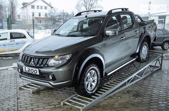 Mitsubishi L 200 New 2.4D AT (181 л.с.)  2018