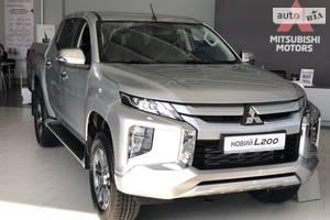 Mitsubishi L 200 New 2.4 DI-D AT (154 л.с.) 4WD Instyle 2019