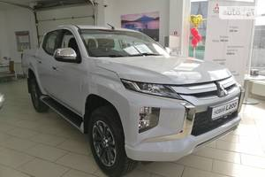 Mitsubishi L 200 New 2.4 DI-D MT (154 л.с.) 4WD Intense 2019