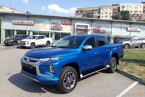 Mitsubishi L 200 New 2.4 DI-D AT (154 л.с.) 4WD Instyle 2019
