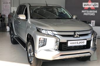 Mitsubishi L 200 New 2.4 DI-D AT (181 л.с.) 4WD 2020