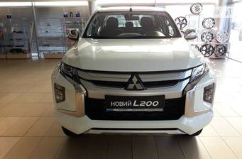 Mitsubishi L 200 2021 Intense