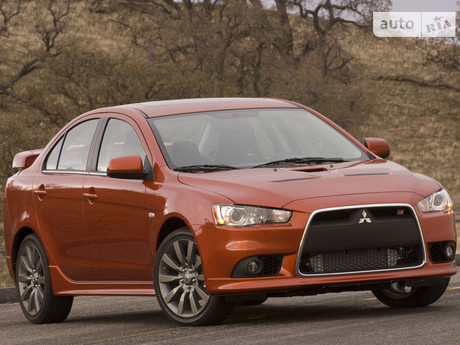 Mitsubishi Lancer X 1.5 AT (109 л.с.) 2011