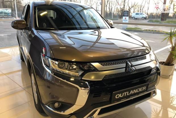 Mitsubishi Outlander Invite