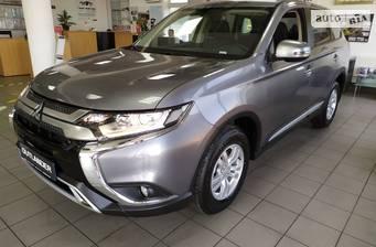 Mitsubishi Outlander 2.0 CVT (145 л.с.) 4WD 2021