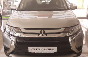 Mitsubishi Outlander 2.0 CVT (145 л.с.) 2WD  Inform 2017