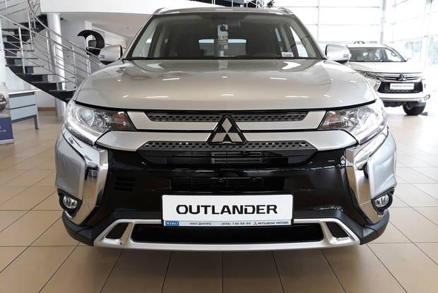 Mitsubishi Outlander Intense