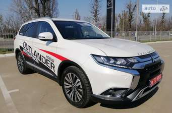 Mitsubishi Outlander Ultimate 2018