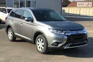 Mitsubishi Outlander 2.0 CVT (145 л.с.) 2WD  Invite 2020