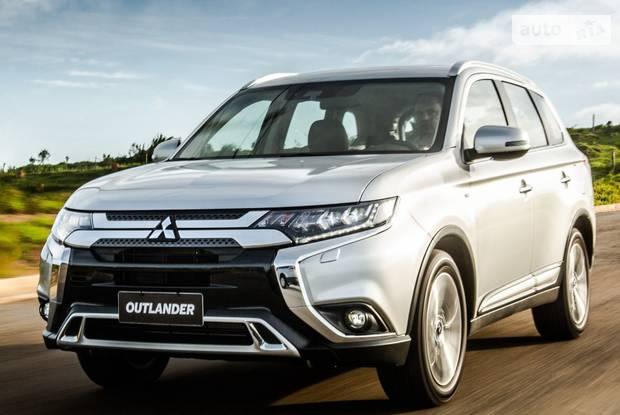 Mitsubishi Outlander Inform