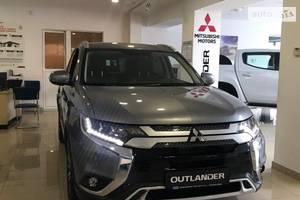 Mitsubishi Outlander 2.4 CVT (167 л.с.) 4WD Instyle 2019