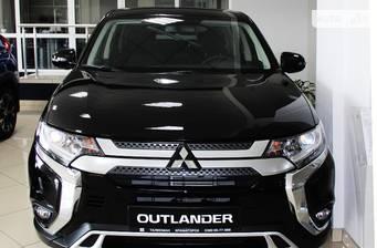 Mitsubishi Outlander 2021 Invite