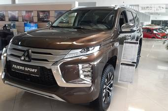 Mitsubishi Pajero Sport 2.4 DI-D AТ (181 л.с.) Super Select 4WD-II 2021