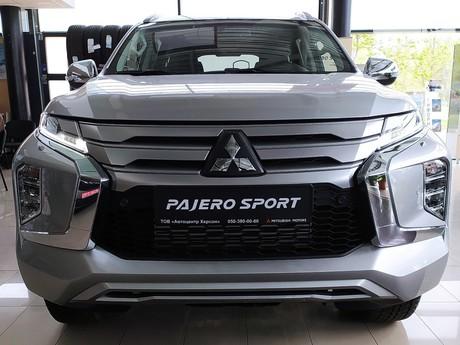Mitsubishi Pajero Sport 2021
