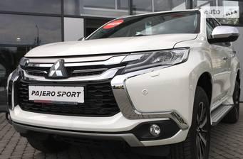 Mitsubishi Pajero Sport 2.4TD АТ (181 л.с.) 2018