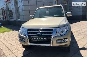 Mitsubishi Pajero Wagon Intense 2018